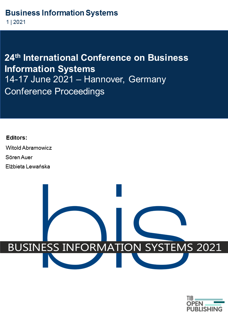 BIS 2021 Cover